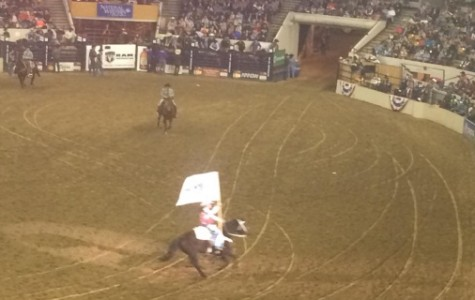 What goes Into the Rodeo?