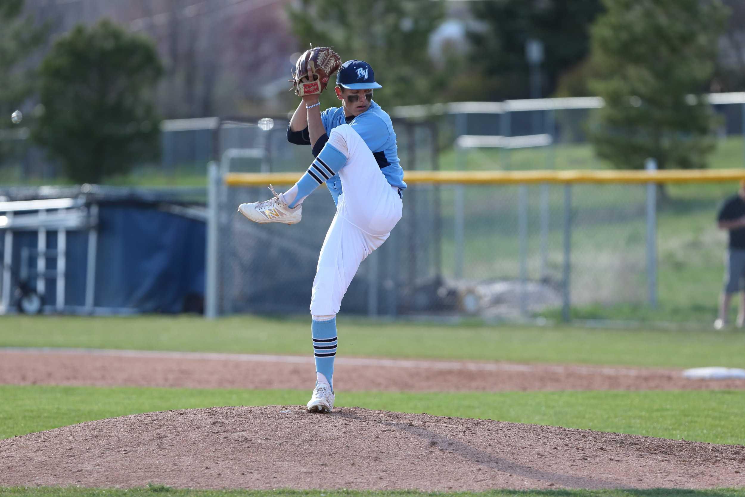 RV senior Drake Davis made the decision to focus on a single sport, and success on the baseball diamond helped him land a scholarship to Arizona State University.
