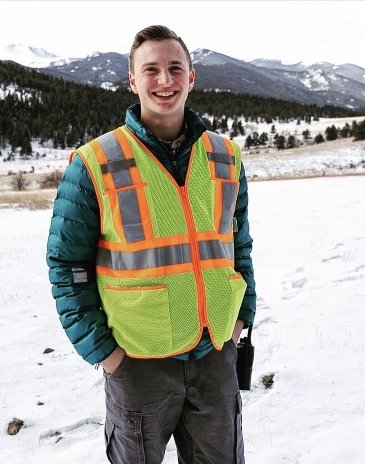 Ralston Valley junior Benjamin Kusnetzky is an intern this semester at Jefferson County Outdoor Lab. While focusing on his interest in outdoor education, Kusnetzky is taking the rest of his classes online.