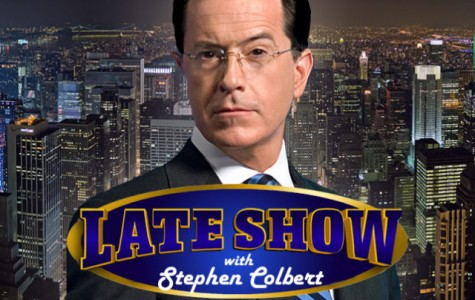 Colbert back at it on CBS