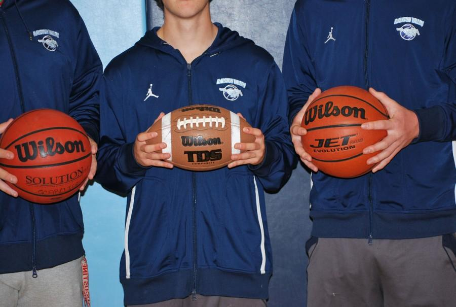 Transitioning from Football to Basketball