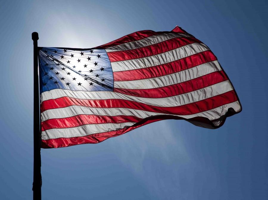 Monday is all about pride and patriotism at RV for the start of Homecoming Week. Make sure to wear your red, white and blue.