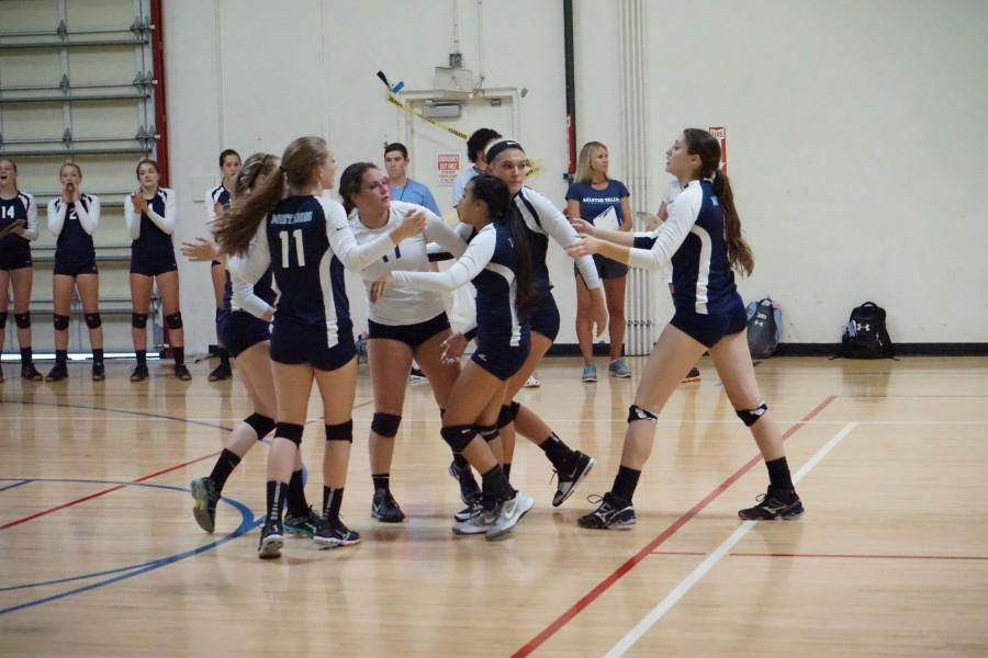 RV junior Maddie Burns (#11), had a successful year on the court with the Mustangs.