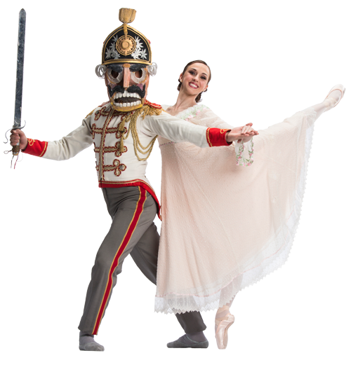 The Nutcracker will be performed from the 11th until the 27th.