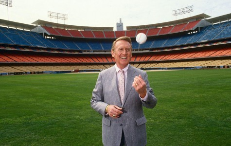 As one of the few constants in baseball, Vin Scully is finally retiring from broadcasting.