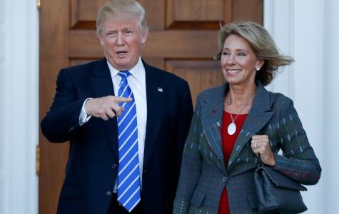 DeVos is de Wrong choice for SOE