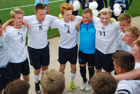 Up to Date… Boys Soccer