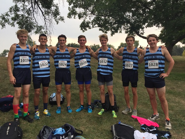 Entering+regionals+as+the+5th+seed%2C+the+Mustangs+finished+with+122+points%2C+earning+a+fourth-place+finish+at+the+Class+5A+Region+3+Championships.+The+entire+boys+team+qualified+for+next+Saturday%27s+%28Oct.+28%29+Class+5A+State+Championship+to+be+held+in+Colorado+Springs.