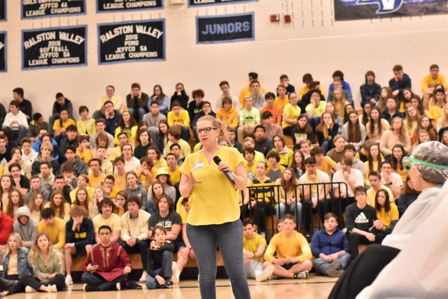 The Impact of Make-A-Wish Week At Ralston Valley