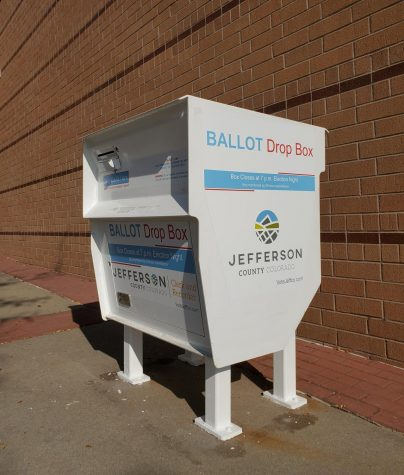 In Colorado you can vote in person or through a mail-in ballot. The mail-in ballot can be mailed back with the vote or dropped in a box. A former Ralston Valley Student, now in college, says that mailing in her ballot is the easiest and most convenient way to vote and is how she will cast her vote this election.