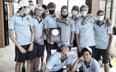 2020 Ralston Valley Boys Varsity Tennis