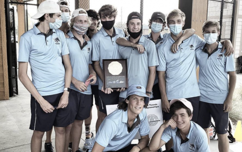 2020 Ralston Valley Boys Varsity Tennis